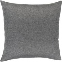 Elbersdrucke Kissen Lino Plain grau