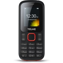 Emporia TELME T210, schwarz