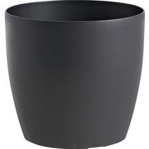 emsa Blumenkübel CASA Matt, Granit, Ø 28 cm