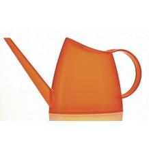 emsa Blumengießer FUCHSIA, Transparent Orange, 1,50 Liter