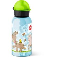 emsa Trinkflasche KIDS, 0,40 Liter, Animal Farm