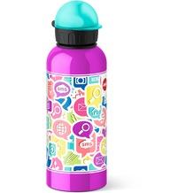 emsa Trinkflasche TEENS 0,60 Liter, Chat