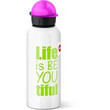 emsa Trinkflasche TEENS 0,60 Liter, Life