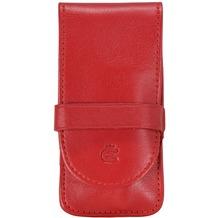 Esquire Helena Maniküreset Leder 5 cm rot
