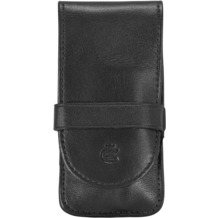 Esquire Vienna Maniküreset Leder 5 cm schwarz