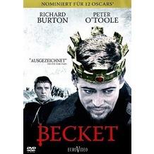 EuroVideo Becket - Ein Leben gegen die Krone, DVD