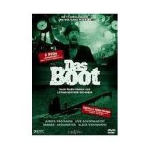 EuroVideo Das Boot (Die ungekürzte TV-Serie) DVD