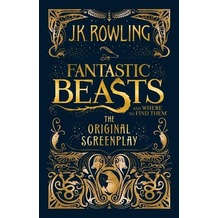 Fantastic Beasts and Where to Find Them. The Original Screenplay (eng.)