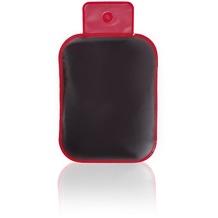 fashy Moorgel Wärmekissen mit einseitiger Velouroberfläche rot
