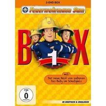 Feuerwehrmann Sam (Die neue Serie / Box 1) DVD