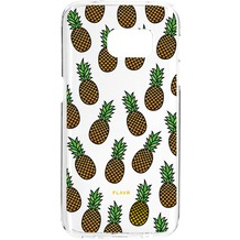 Flavr iPlate Ananas for Galaxy S7 Edge mehrfarbig