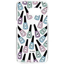 Flavr iPlate Nagellack for Galaxy S7 Edge mehrfarbig