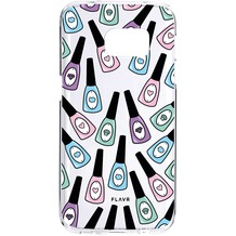 Flavr iPlate Nagellack for Galaxy S7 mehrfarbig