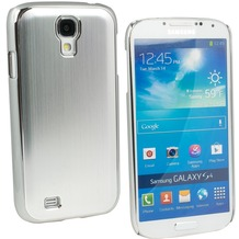 Fontastic Hardcover Glin silber für Samsung Galaxy S4