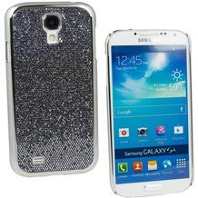 Fontastic Hardcover Glitter anthrazit für Samsung Galaxy S4