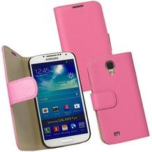 Fontastic PU Tasche Diary Noma pink für Samsung Galaxy S4