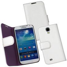 Fontastic PU Tasche Diary Noma weiß für Samsung Galaxy S4