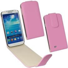 Fontastic PU Tasche Flip Noma pink für Samsung Galaxy S4