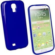 Fontastic Softcover Basic blau für Samsung Galaxy S4