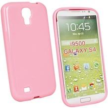 Fontastic Softcover Basic pink für Samsung Galaxy S4