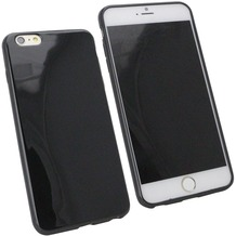 Fontastic Softcover Basic schwarz für Apple iPhone 6+/6s+