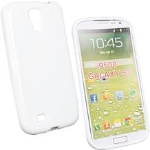 Fontastic Softcover Basic weiß für Samsung Galaxy S4