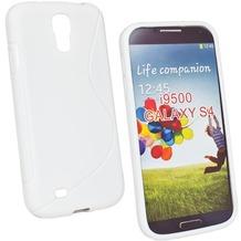Fontastic Softcover Wave weiß für Samsung Galaxy S4