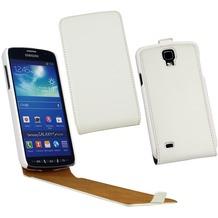 Fontastic Tasche Flip weiß für Samsung Galaxy S4 Active
