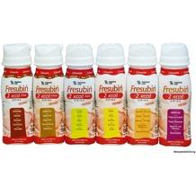 Fresenius Kabi Fresubin 2kcal Drink / 2 kcal Drink fibre Mischkarton, 24 x 200 ml, Trinknahrung