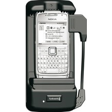 Funkwerk Dabendorf Ladehalter für Nokia E71