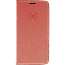 galeli Book Case Marc für Samsung Galaxy S7 peach