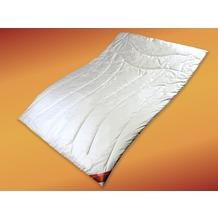 GARANTA Cashmere Duo-Warm V, weiß 135x200 cm