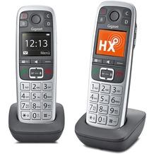 Gigaset E560HX Duo, silber