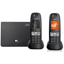 Gigaset E630A GO Duo, schwarz