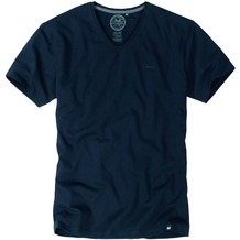 Götzburg V-Shirt, 1/2-Arm Navy L/52