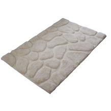 Gözze Badteppich Steine natur 50 cm x 70 cm