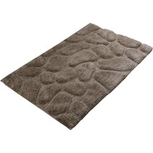 Gözze Badteppich Steine sand 50 cm x 70 cm
