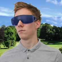 Thumbs Up Golfball-Finder Brille