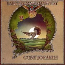 Gone To Earth, CD