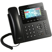 Grandstream GXP-2170 SIP Telefon, HD Audio, 6 SIP-Konten, 4,3'' Farbdisplay