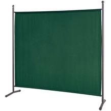 Grasekamp Stellwand 178x178cm Paravent Raumteiler  Trennwand Sichtschutz Grün Grün