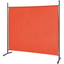 Grasekamp Stellwand 178x178cm Paravent Raumteiler  Trennwand Sichtschutz Terrakotta Terrakotta