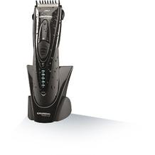 Grundig Wet & Dry Profi Haarschneider MC 9542  schwarz softtouch / hochglanz