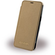 Guess IriDescent - Book Cover - Samsung G950F Galaxy S8 - Gold