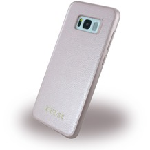 Guess IriDescent - Hardcover - Samsung G955F Galaxy S8 Plus - Rose Gold