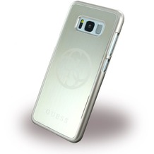 Guess Korry Aluminium Hardcover - Samsung G950F Galaxy S8 - Gold