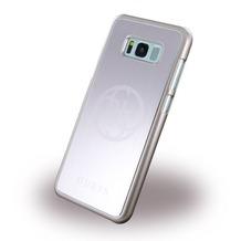 Guess Korry Aluminium Hardcover - Samsung G955F Galaxy S8 Plus - Pink