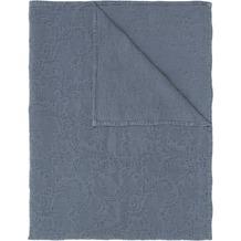 Hagemann Homefashion Barcelona Überwurf jeansblau 280x210 cm