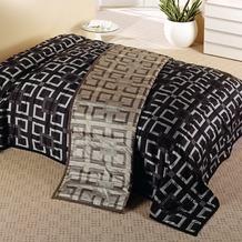 hagemann homefashion tagesdecke. Black Bedroom Furniture Sets. Home Design Ideas