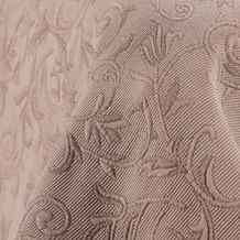 Hagemann Homefashion Roselle Überwurf braun 140x210 cm